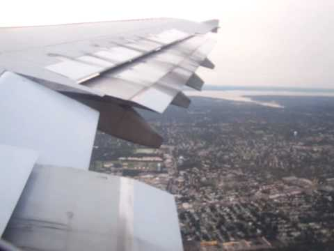 landing in ny from puerto rico american airlines
