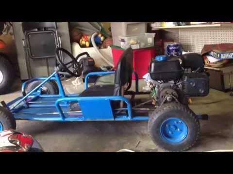 212cc predator engine fix stalling & kill switch go kart