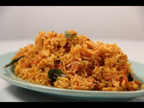 Tomato Rice | Cooksmart | Sanjeev Kapoor Khazana