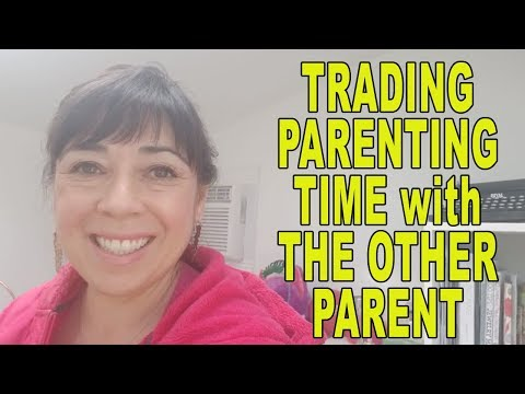 Trading Parenting Time With The Other Parent on Special Occasions