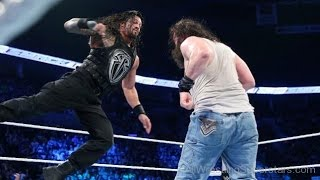 WWE Roman Reigns Fake Fight Exposed Believe That