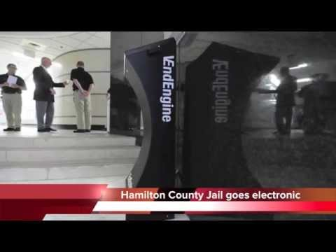 Hamilton County Jail in Chattanooga TN goes electronic