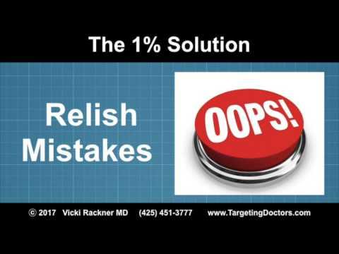 Relish Mistakes