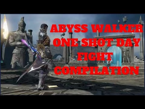 Lineage 2 Revolution Why Abyss Walker is the Strongest (Arena Fight Compilation)