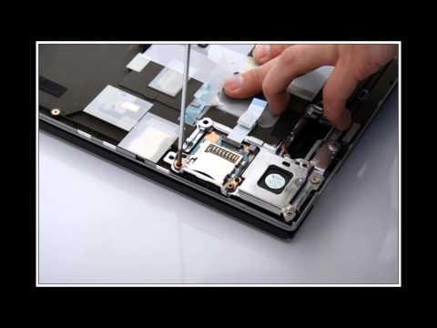 Toshiba Tecra A8  노트북 분해(Laptop disassembly)