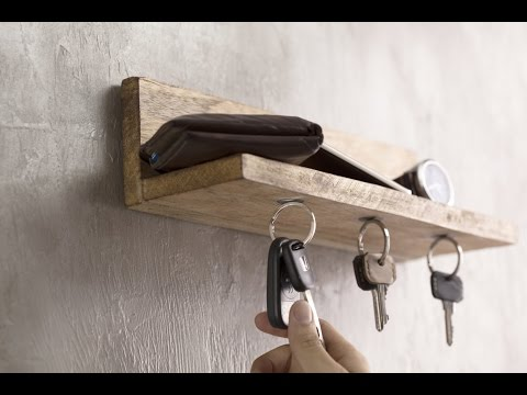 Magnetic Key Ring Holder