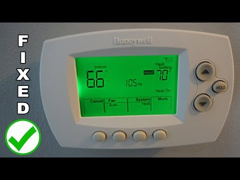 Furnace not Keeping up SOLVED