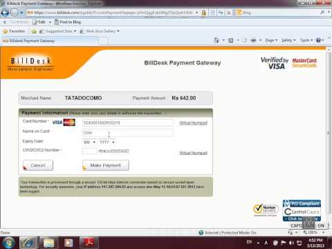 TATA PHOTON ONLINE BILL PAYMENT EXPLAINED IN MARATHI