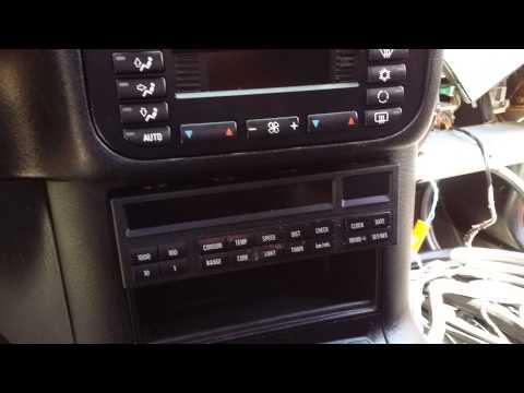 BMW e36 M3 325 328 Center Console Shifter Trim Removal