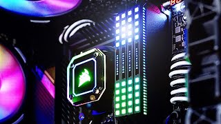 ENDLICH! Mein neuer RGB GAMING PC mit RTX 3080!!