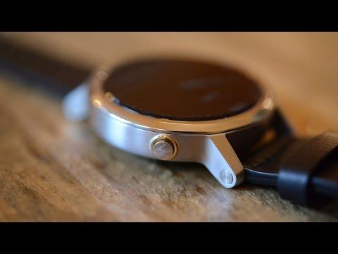 Moto 360 2nd Gen Review | HotHardware
