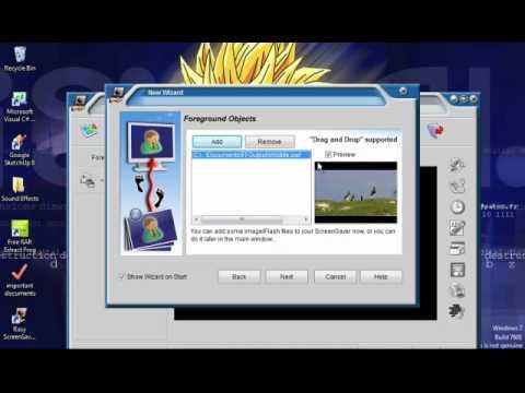 how to make your own windows 7 theme screensaver (bonus) part