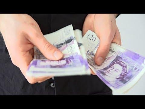 Quick Cash - Powerful 5 mins 3rd Eye Awakening Binaural Beat Session UK Pounds **MUST SEE**