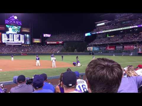 Denver #DxE Activists Take the Field Against Dodgers' Violence!