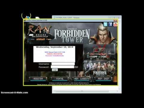 TUTORIALS - (Sandboxie) Dual Client Ran Online PH, 32 bit and 64 bit. (Same Process)