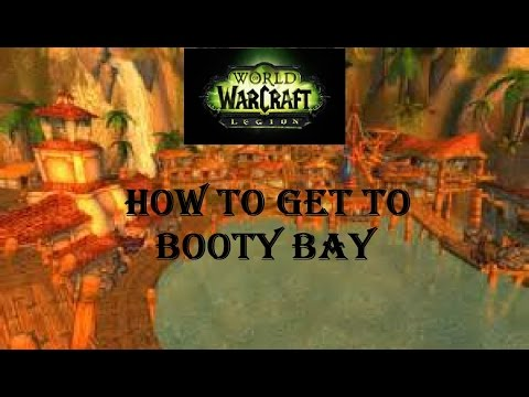 WoW How To Get To Booty Bay