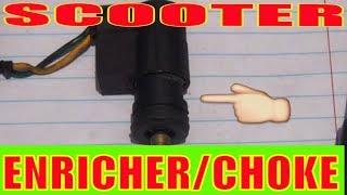 Hammerhead, 150cc GY6 Electric choke issues, Easy $20