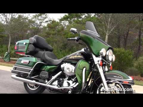 Used 2006 Harley Davidson Ultra Classic Electra Glide Motorcycles for sale