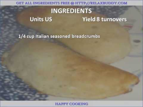 Easy Chicken Turnovers recipe