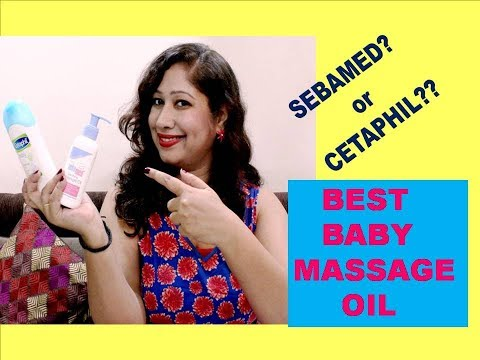 BEST BABY MASSAGE OIL BRANDS INDIA| BABY MASSAGE OIL REVIEW  | SmilesnBurps