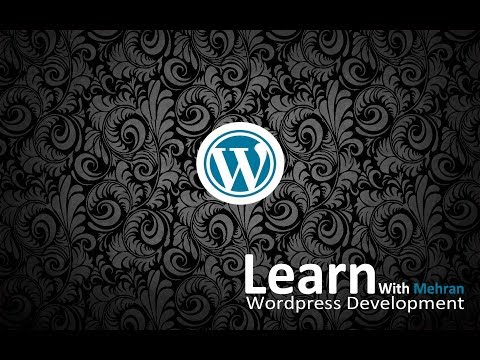 6- Creating Extremely Simple index.php File || Wordpress Theme Development