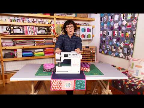 Quilt Monkey - Episode 425 Preview - Sewing Machine Mat