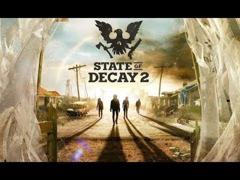 PATCH 1.2 IS LIVE! -  State Of Decay 2 - Pro Quadriplegic Gamer - [M]