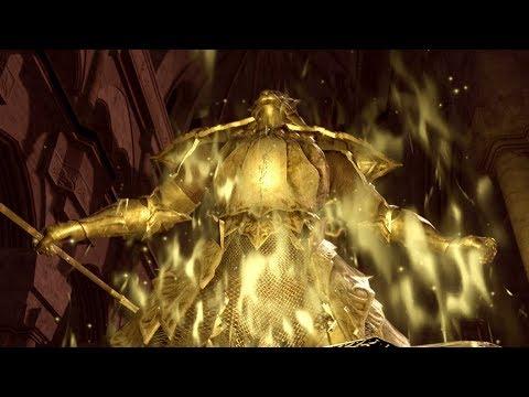 Dark Souls: Remastered - The Remastered Ornstein And Smough (Super Ornstein) - SOLO, NO DAMAGE