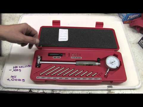 Blueprint 101 - Using Micrometers, Calipers, & Bore Gauges
