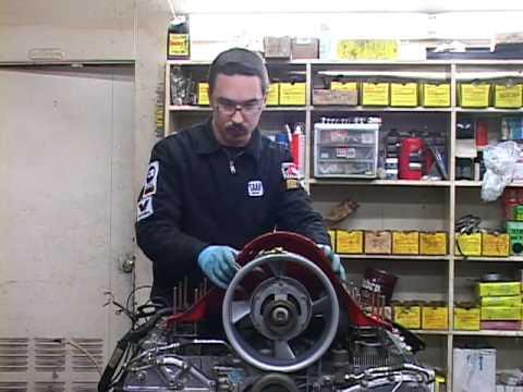 Porsche 911 Turbo Engine Rebuild PART 8 in Eugene
