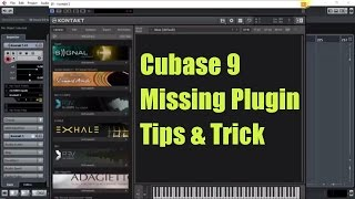 Cubase How to Fix 32-Bit Plug-ins are no longer supported ! (Cubase