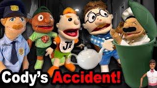 SML Movie: Cody's Accident!