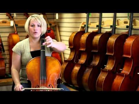 Vibrato Technique for the Cello : Cello Lessons