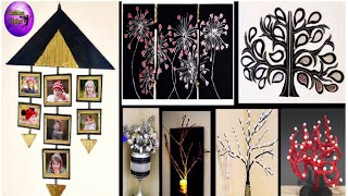 7 waste material crafts ideas   Room Decor   Do it yourself  Fashion pixies