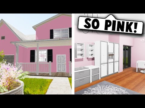 BUILDING A BARBIE HOUSE AND MAKING IT MY OFFICE! | House Flipper #2