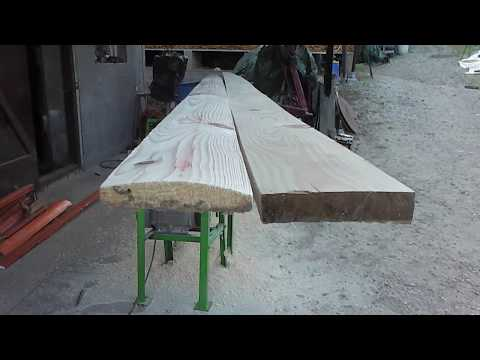 Easy way to make round shape boards