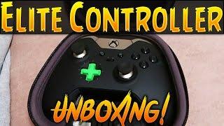 Xbox Elite Controller Unboxing - Literally A Scuf Killer!