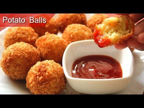 iftar recipes|Crispy Potato Balls|Tasty and Easy Homemade|potato nuggets|breakfast recipes 2018|
