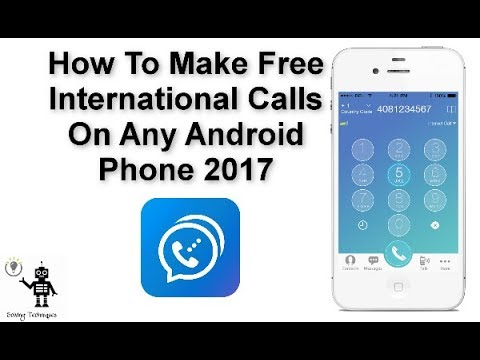 Best Calling App 2017 - How To Make Free International Calls From Android Phone - Solving Techniques