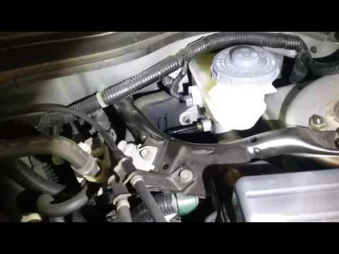 2003 Honda Accord 2.4L Master cylinder