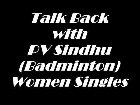 P V Sindhu Badminton II Women Singles II Amrinder Gidda II CWG 2018