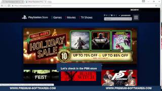 How to: Get Free PSN Code - PSN Codes For Free - Psn codes live PS4 Glitch 2017