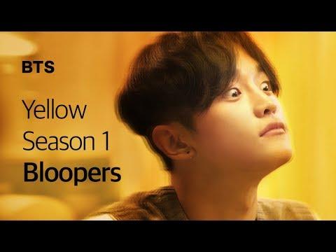 BTS | Yellow | Season1 - Bloopers