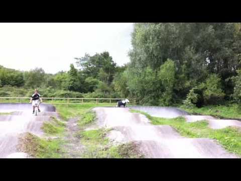 Clyne BMX Pump Track