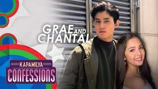 Kapamilya Confessions with Grae and Chantal
