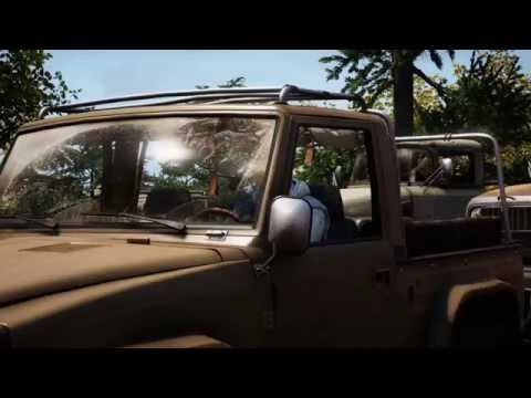 Far Cry 4x4 adventures