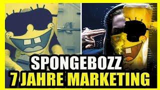 SPONGEBOZZ: der 7 Jahre Marketingplan - die GANZE SpongeBOZZ Biografie (feat. EREBOS)