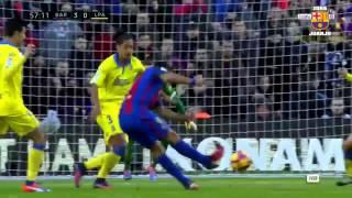 Barcelona vs Las Palmas [5-0][14/01/2017][La Liga - Jornada 18] EL BARÇA JUGA A RAC1