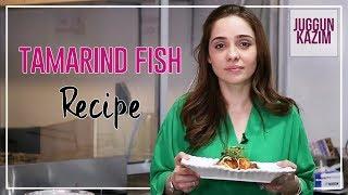 Fish with a Yummy Tamarind Sauce | Best Recipe to Cook Fish in 10 Minutes | Juggun Kazim | Food