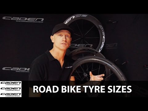 Road Bike Tyre Size Explained